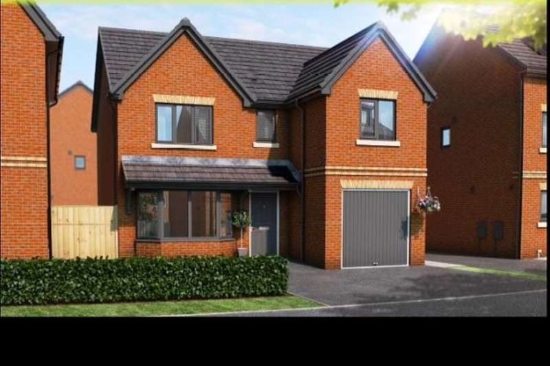 4 Bedrooms Detached House for sale in Princess Drive, Liverpool, L14