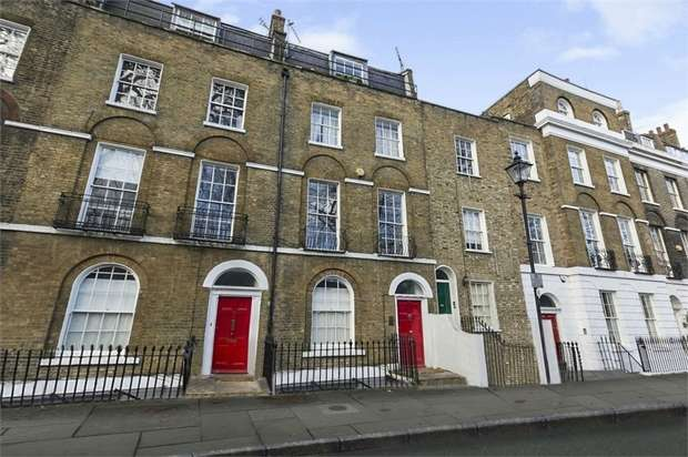 2 Bedrooms Flat for sale in Duncan Terrace, London