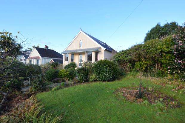 4 Bedrooms Detached House for sale in St Stephens Road, Saltash, Cornwall