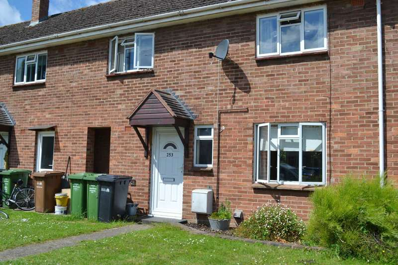 3 Bedrooms Terraced House for sale in Burnthouse Crescent, Marham