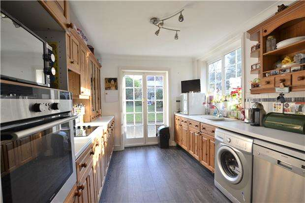 3 Bedrooms End Of Terrace House for sale in Rectory Lane, WALLINGTON, Surrey, SM6 8DX