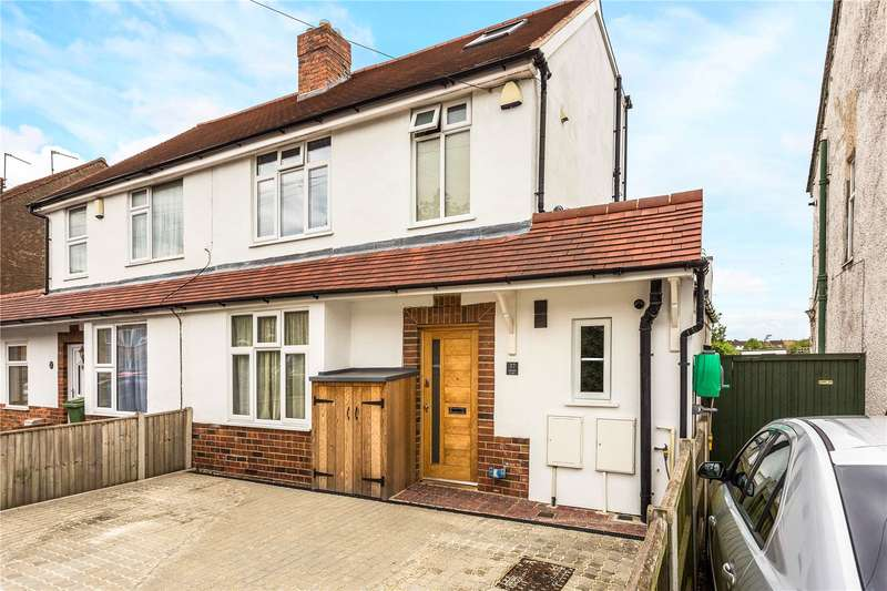 4 Bedrooms Semi Detached House for sale in Alstone Croft, Cheltenham, Gloucestershire, GL51
