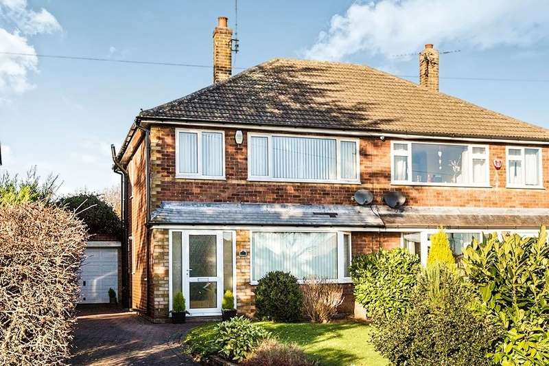3 Bedrooms Semi Detached House for sale in Cusworth Lane, Cusworth, Doncaster, DN5