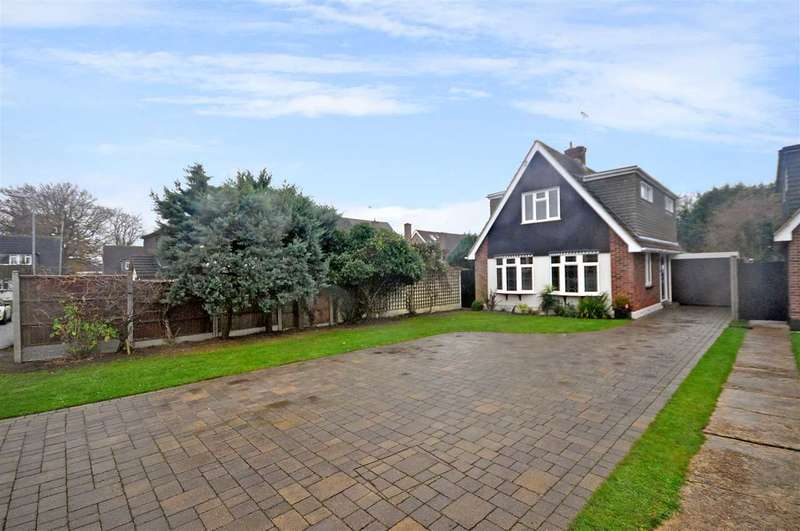 3 Bedrooms Detached House for sale in Tyelands, Billericay