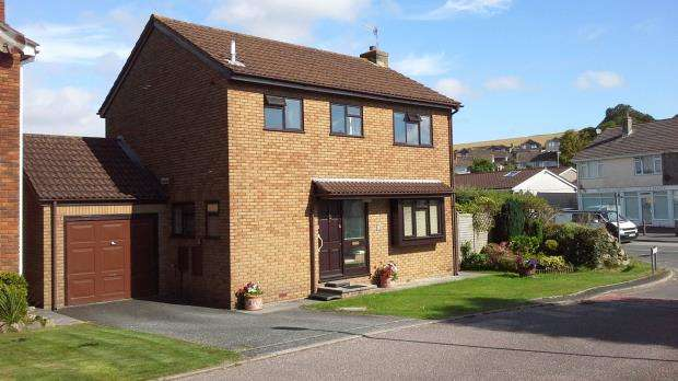 3 Bedrooms Detached House for sale in Plymbridge Gardens, Plymouth, Devon