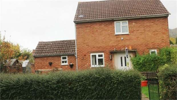 2 Bedrooms Semi Detached House for sale in Brookside, Colwall, Malvern, Herefordshire