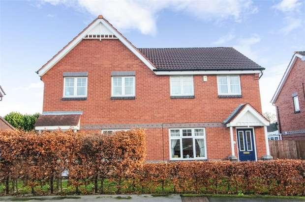 3 Bedrooms Semi Detached House for sale in Mclaren Fields, Leeds, West Yorkshire