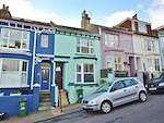 2 Bedrooms Terraced House for rent in Cuthbert Road, Brighton