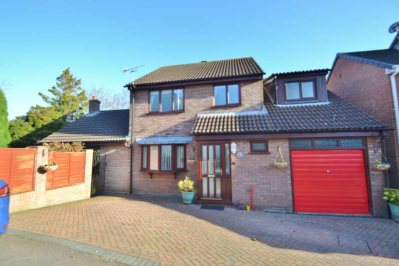 4 Bedrooms Detached House for sale in South Millers Dale
