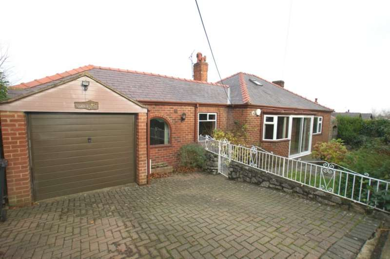 3 Bedrooms Detached Bungalow for rent in Celyn Lane, Carmel, Holywell, CH8 8QW.