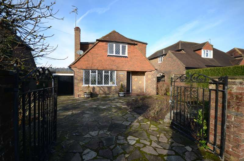 3 Bedrooms Bungalow for sale in Chilworth