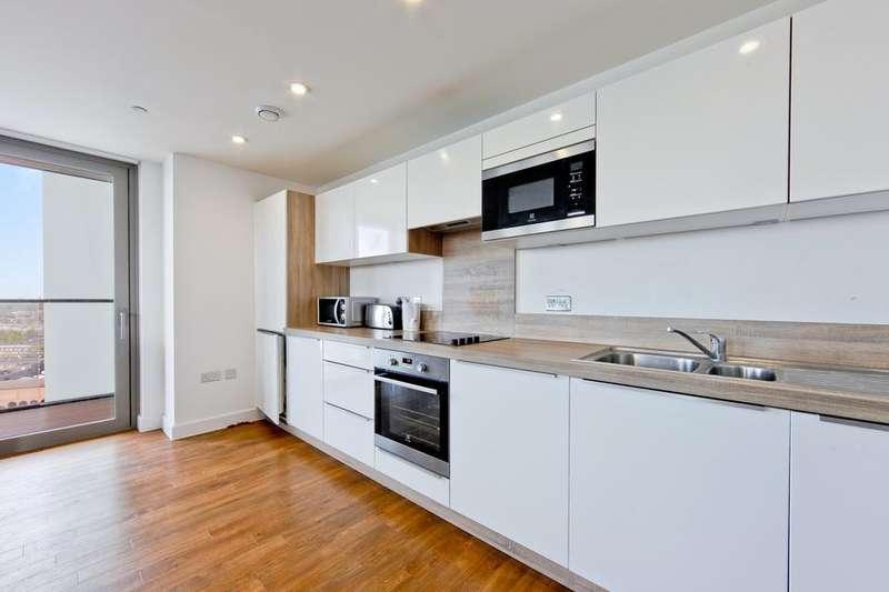 2 Bedrooms Flat for sale in Sienna Alto, 2 Cornmill Lane, London SE13