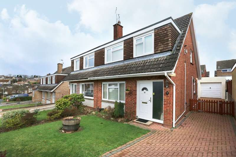 3 Bedrooms Semi Detached House for sale in Elburton, Plymouth