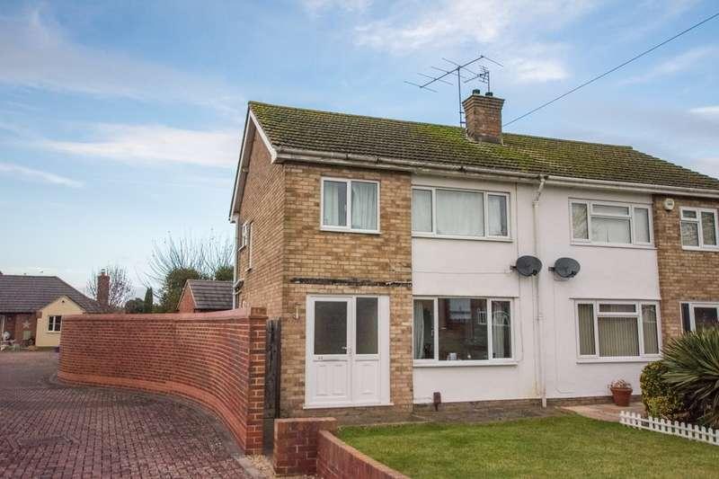 3 Bedrooms Semi Detached House for rent in Cheltenham Road East, Churchdown, Gloucester GL3 1JJ