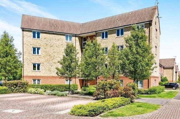 2 Bedrooms Apartment Flat for sale in Skippetts Gardens, Basingstoke, RG21