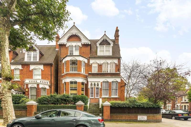 1 Bedroom Flat for sale in Bassett Road, Notting Hill, W10