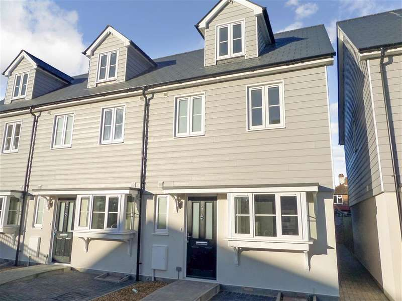 3 Bedrooms End Of Terrace House for sale in Ockley Road, , Bognor Regis, West Sussex