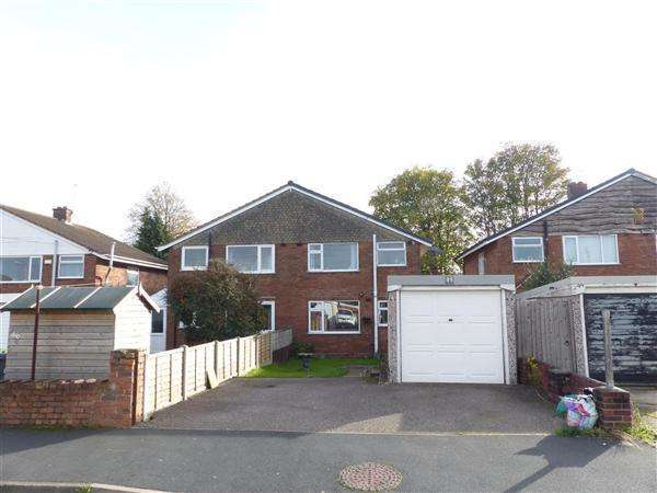3 Bedrooms Semi Detached House for sale in Grange Crescent, Penkridge, Stafford