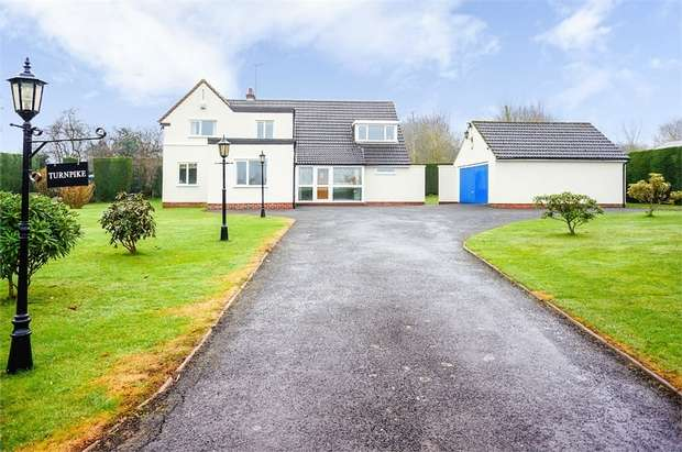 4 Bedrooms Detached House for sale in Shatterford, Bewdley, Worcestershire