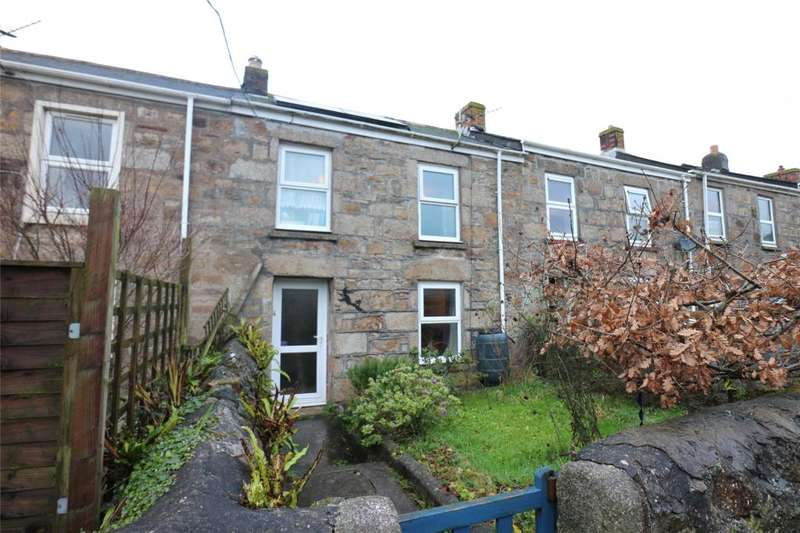3 Bedrooms Terraced House for sale in Centenary Row Middle, Camborne, Cornwall