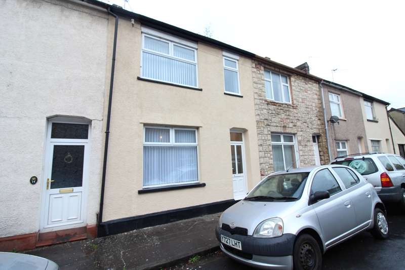 4 Bedrooms Terraced House for sale in Bath Street, NEWPORT, NP19