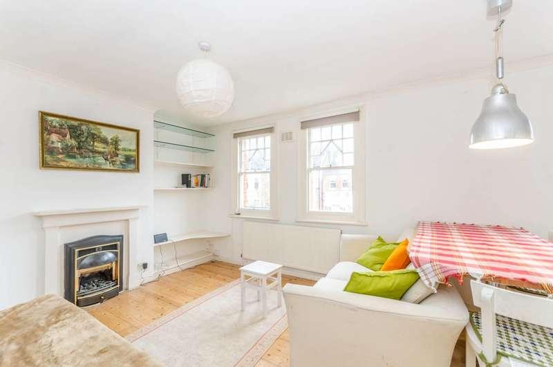 1 Bedroom Flat for sale in Gondar Gardens, West Hampstead, NW6