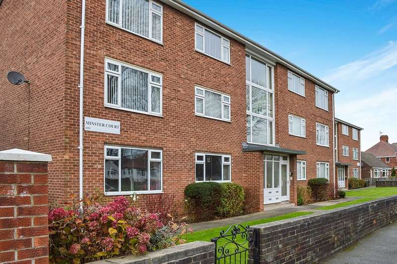 2 Bedrooms Flat for sale in Holderness Road, Hull, HU8