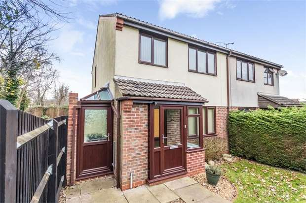 3 Bedrooms Semi Detached House for sale in Paddock End, Denmead, Waterlooville, Hampshire