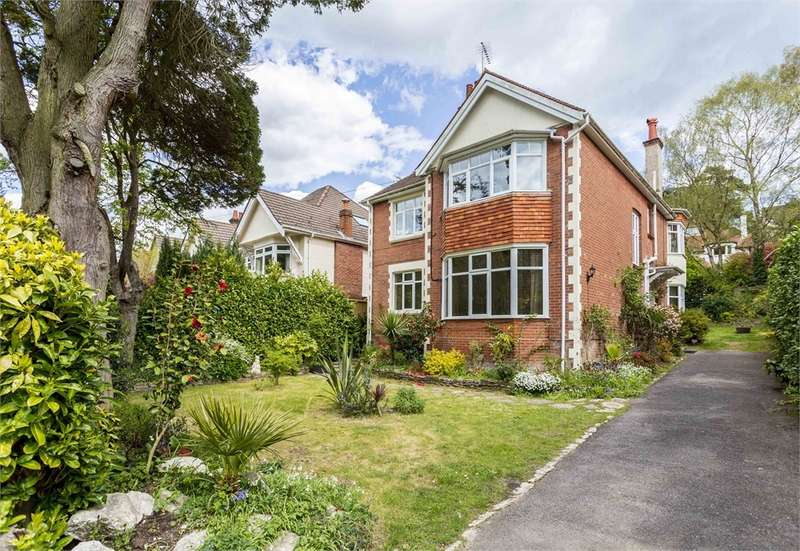 5 Bedrooms Detached House for sale in Branksome Park, Poole