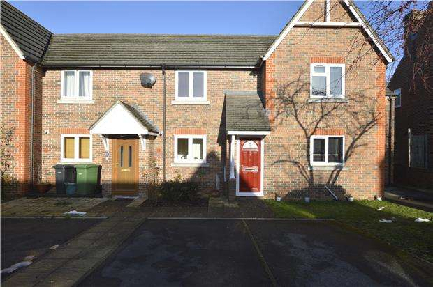 2 Bedrooms Terraced House for sale in Willow Brook, ABINGDON, Oxfordshire, OX14 1UL