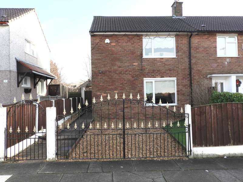 2 Bedrooms Town House for sale in Overton Close, Westvale