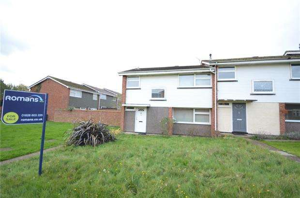 3 Bedrooms End Of Terrace House for sale in Burn Walk, Burnham, Slough