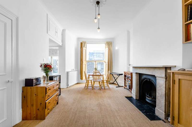 Studio Flat for sale in Cantelowes Road, Camden, NW1