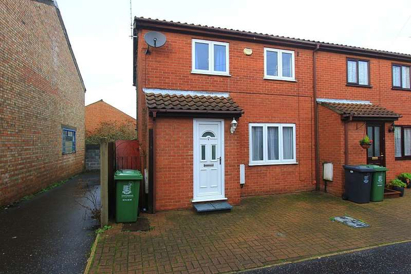 3 Bedrooms End Of Terrace House for sale in West Street, Great Yarmouth, Norfolk, NR30 3HU