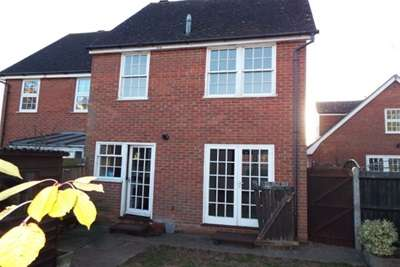 3 Bedrooms End Of Terrace House for rent in Leeds House Mews, Hadlow