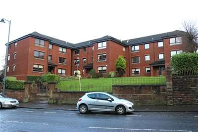 2 Bedrooms Flat for rent in Chalmers Court, Uddingston