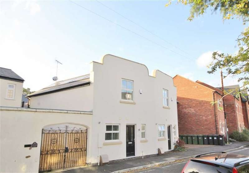 2 Bedrooms Mews House for sale in Milverton Crescent West, Leamington Spa, Warwickshire, CV32