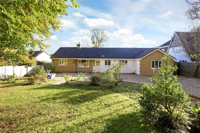 4 Bedrooms Detached Bungalow for sale in Frithwood, Brownshill, Stroud, Gloucestershire, GL6