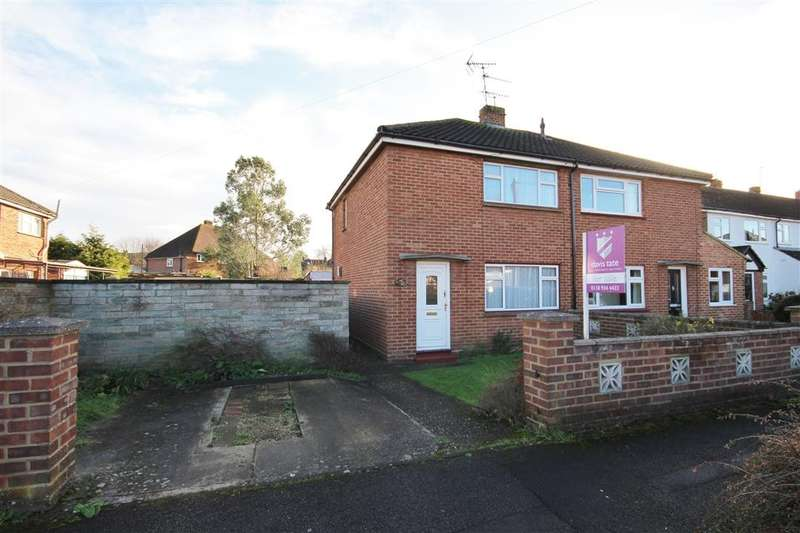 2 Bedrooms Semi Detached House for sale in Orchard Estate, Twyford, RG10