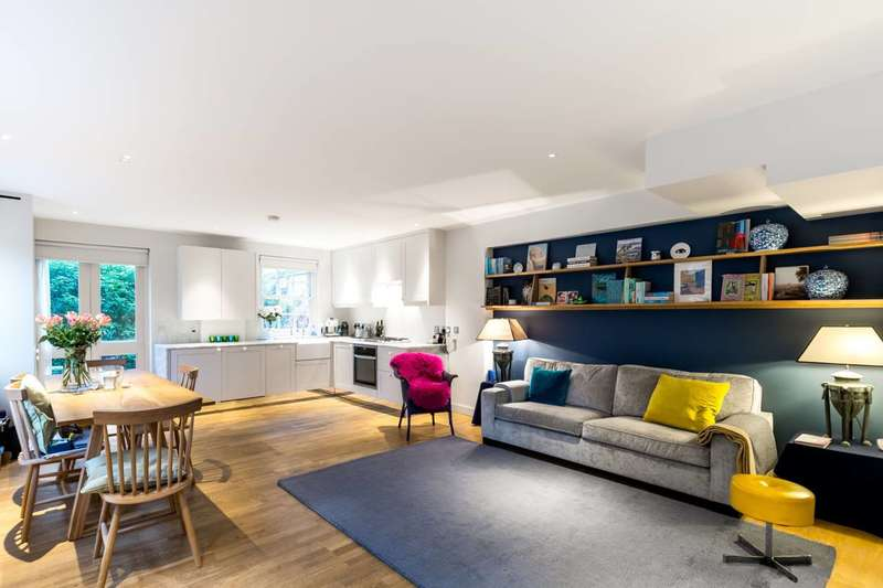 2 Bedrooms House for sale in Langley Lane, Vauxhall, SW8