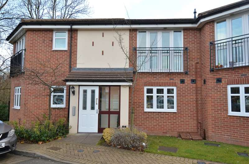 1 Bedroom Apartment Flat for sale in Haunch Close, Kings Heath, Birmingham, B13