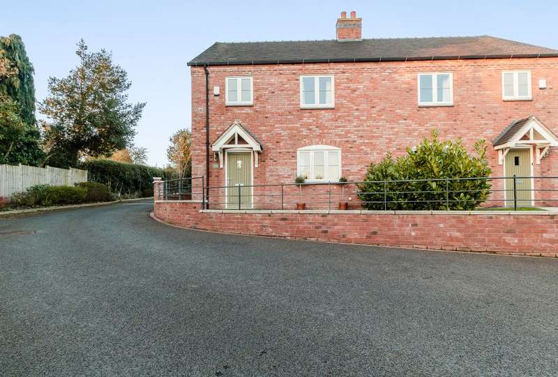 4 Bedrooms Property for sale in Old Dolphin Lane, Abbots Bromley, Staffordshire, WS15 3BQ
