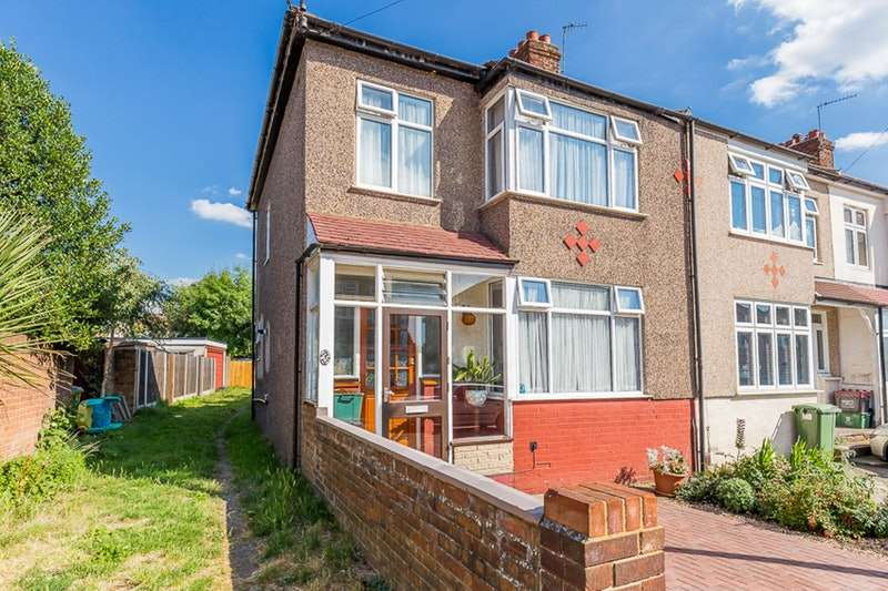 4 Bedrooms End Of Terrace House for sale in Courtleet Drive, Erith, Kent, DA8