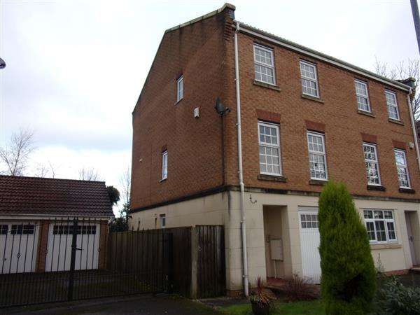 3 Bedrooms Semi Detached House for sale in Edgecote Close, Sharston, Manchester