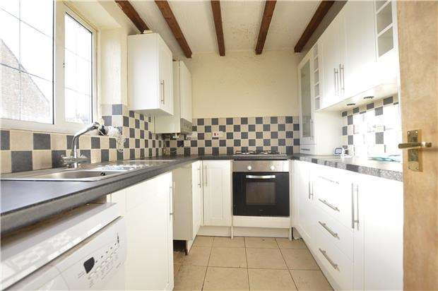 4 Bedrooms Terraced House for sale in Freame Close, Chalford, Gloucestershire, GL6 8HG