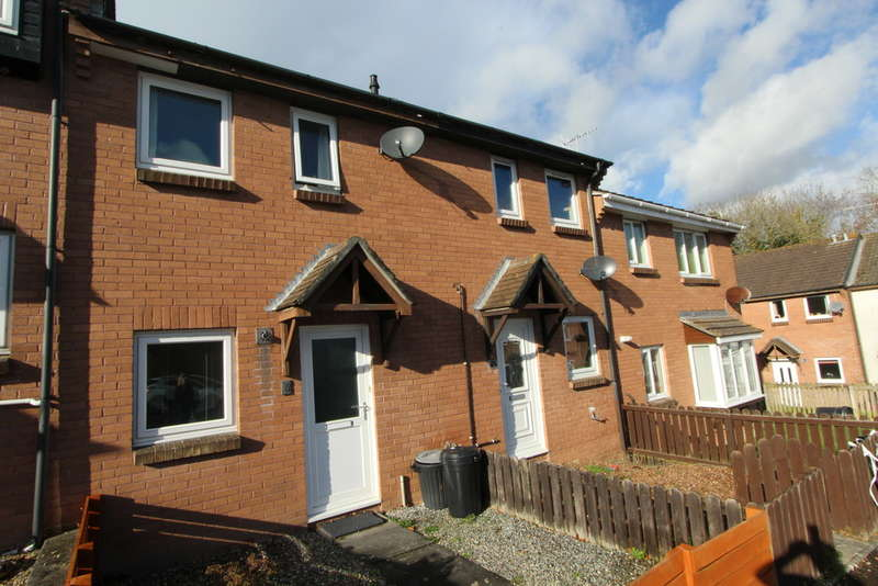 2 Bedrooms Terraced House for sale in Cedar Drive, Torpoint
