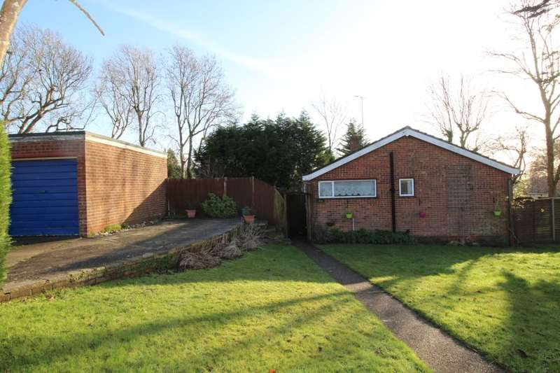 2 Bedrooms Detached Bungalow for sale in Parkstone Road, Hastings, TN34
