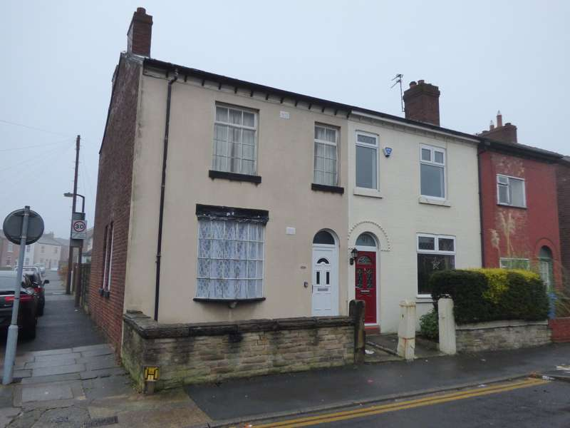 2 Bedrooms End Of Terrace House for sale in Chapel Street, Hazel Grove, Stockport, SK7