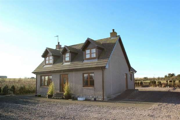 4 Bedrooms Detached House for sale in Sod Inn, Kininmonth, Peterhead, Aberdeenshire
