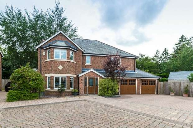 5 Bedrooms Detached House for rent in Westhouse Avenue, Potters Bank, DURHAM CITY